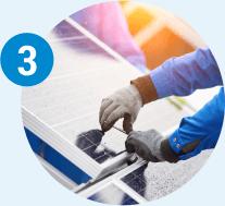 Residential Solar Installation Process 3